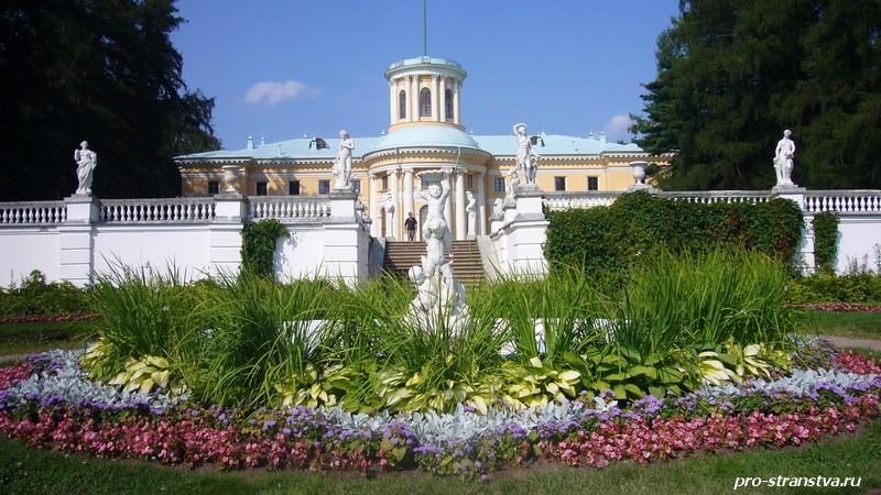 Усадьба Архангельское. Большой дворец