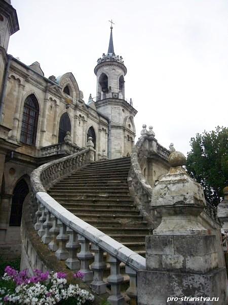 Величественная Владимирская церковь в Быково