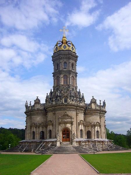 Удивительная церковь