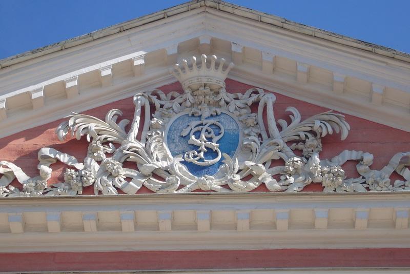 Украшение дворца