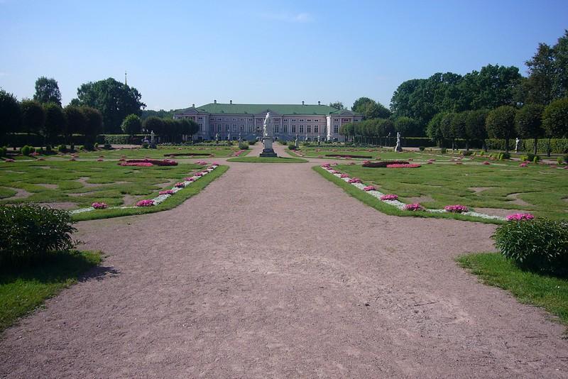 Парк в Москве