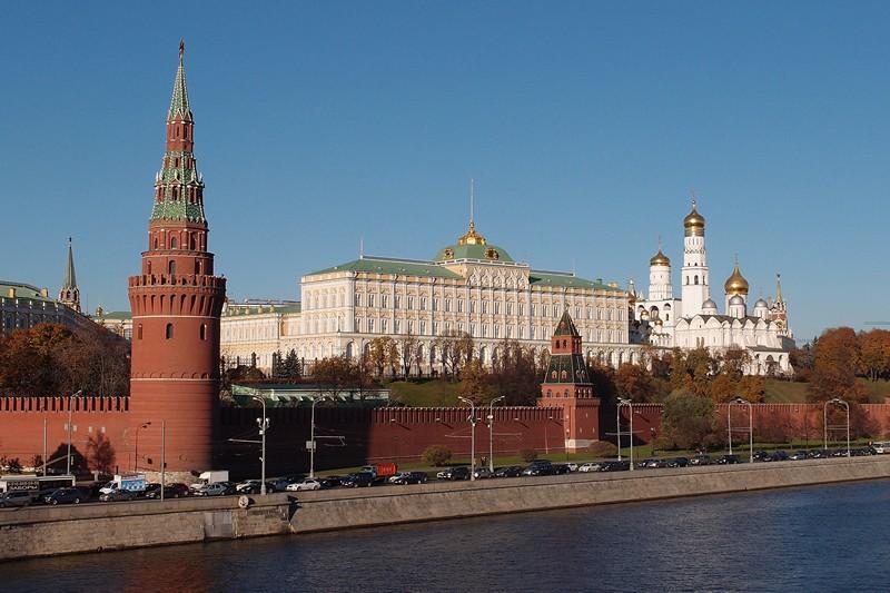 Главная достопримечательность Москвы