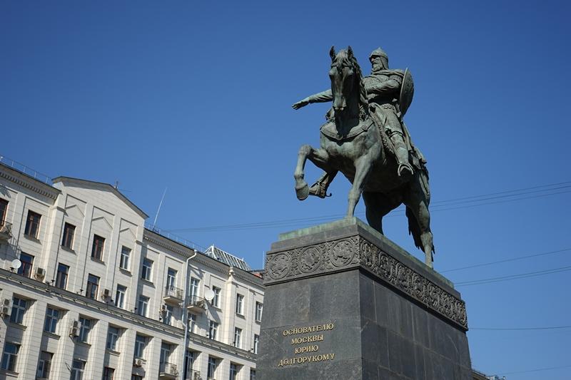 Памятник на Тверской