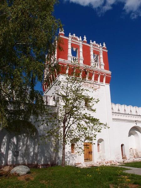 Царицынская башня