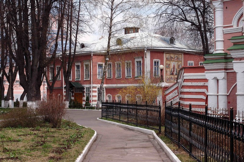 Палаты архимандрита