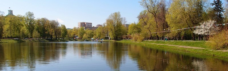 Екатерининский пруд