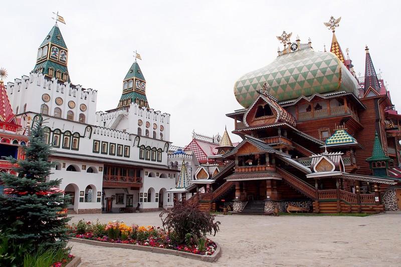 Дворец российской трапезы