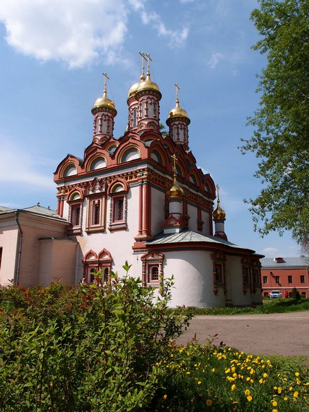 Церковь Николы на Берсеневке