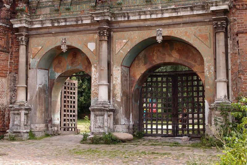 Святые парадные ворота