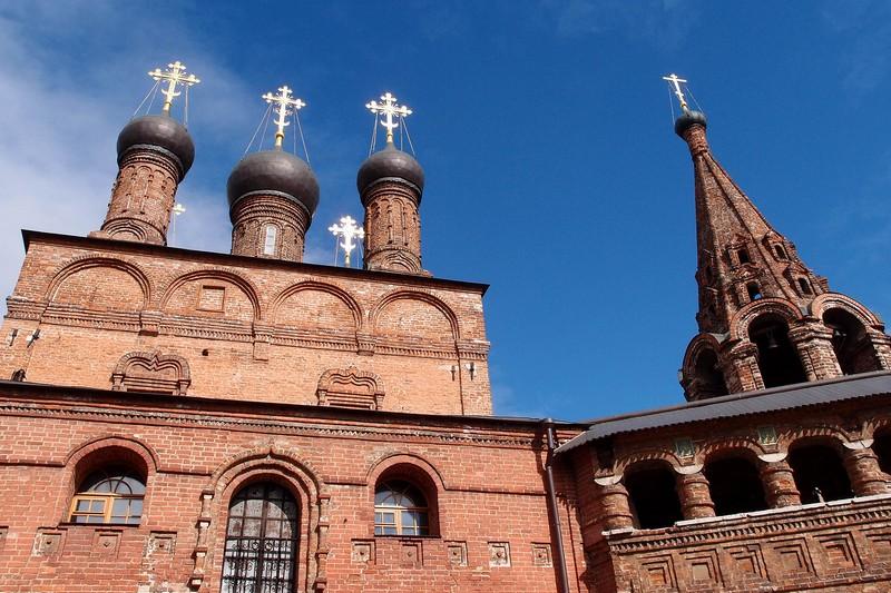 Малый Успенский собор и колокольня