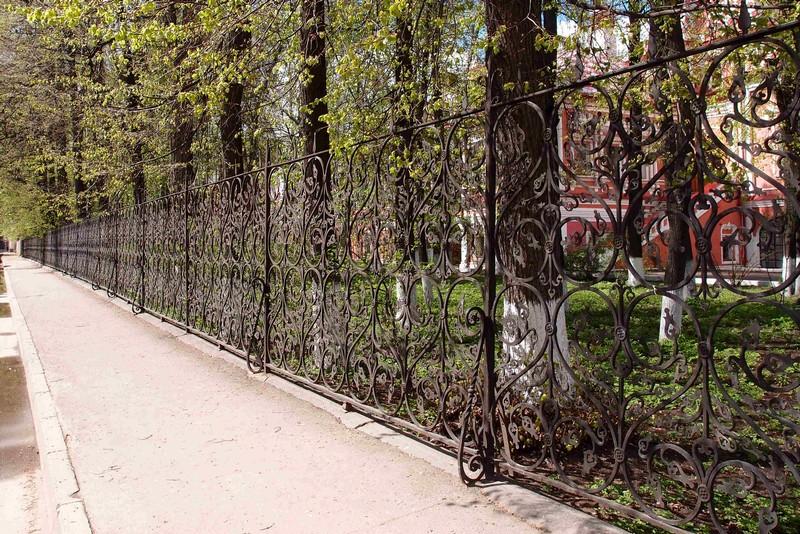 Ажурная решетка