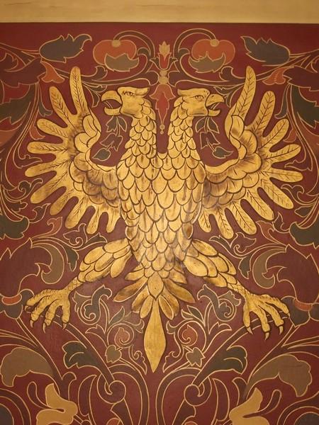 Золотой двуглавый орел