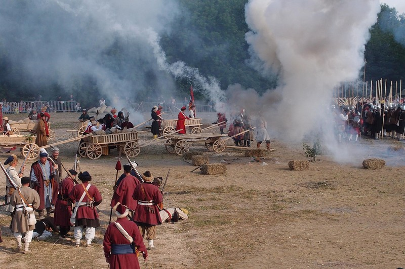 Историческая битва