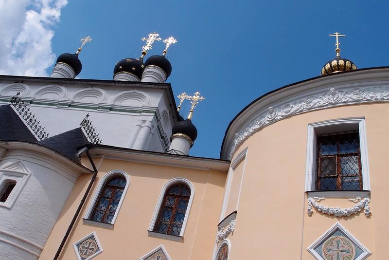 Вознесенский собор и Никольская церковь