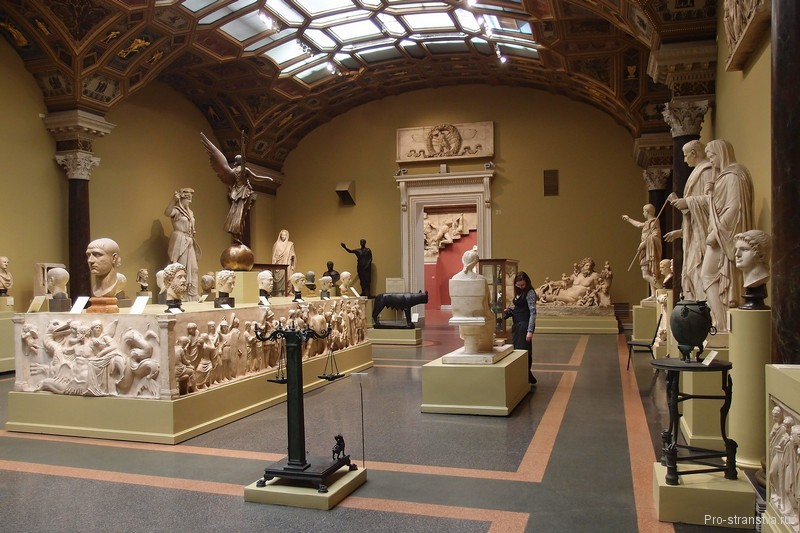 Древнеримские скульптуры