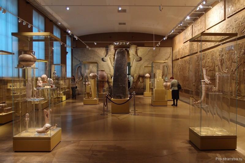 Зал Древнего Ближнего Востока