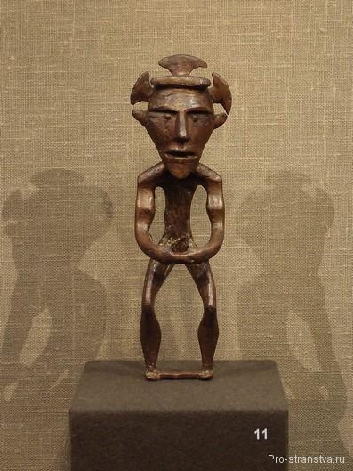 Шаманский идол