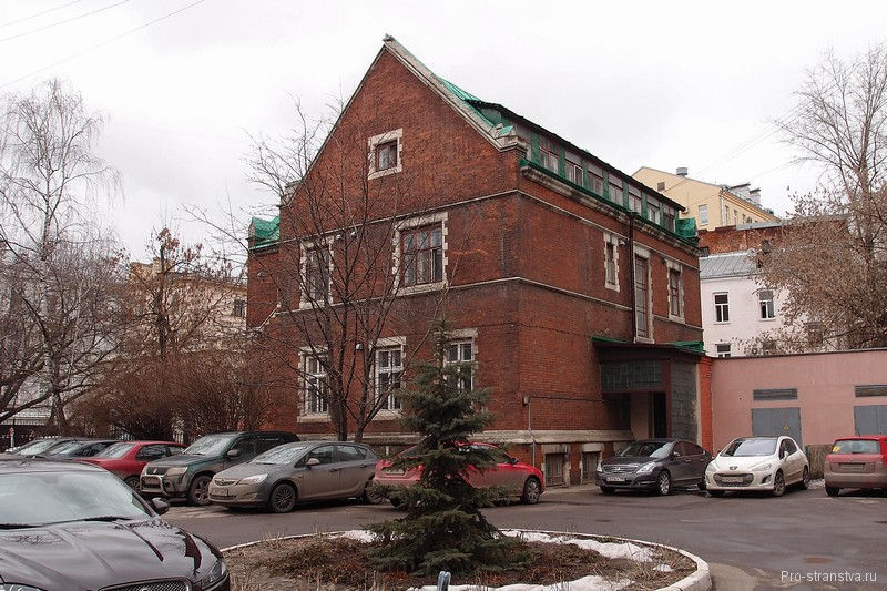 Дом капеллана