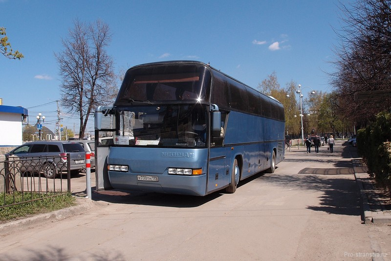 Однодневная автобусная экскурсия в Тулу из Москвы