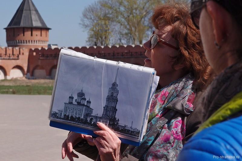 Обзорная экскурсия по Тульскому кремлю