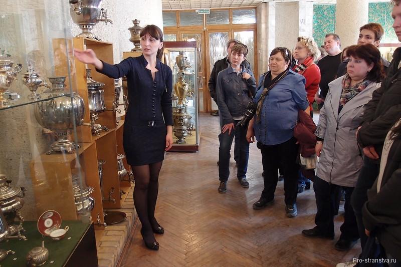 Экскурсия из Москвы