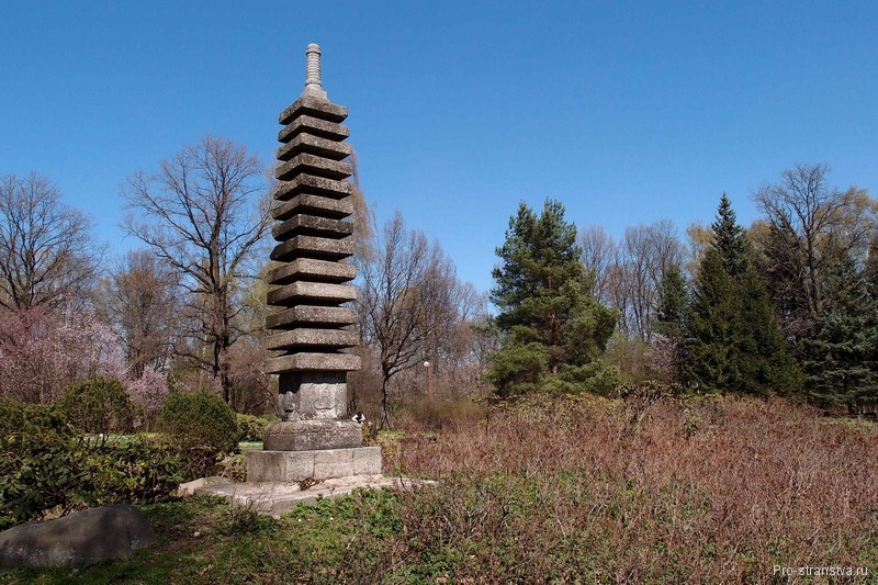 Каменная пагода