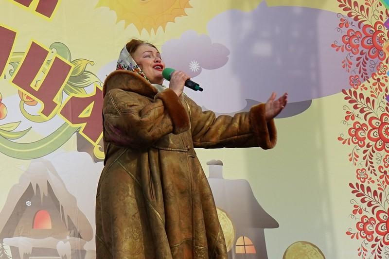 Артистка Татьяна Петрова