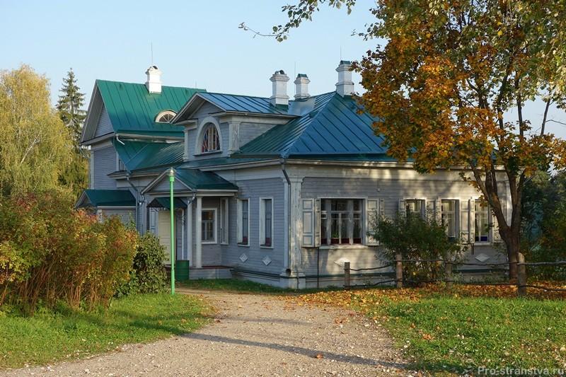Дом Александра Блока