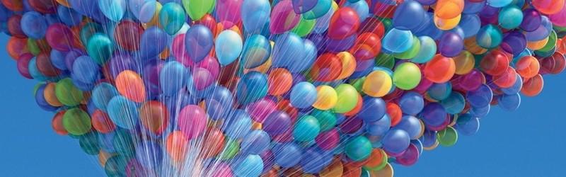 Воздушные шары для вечера