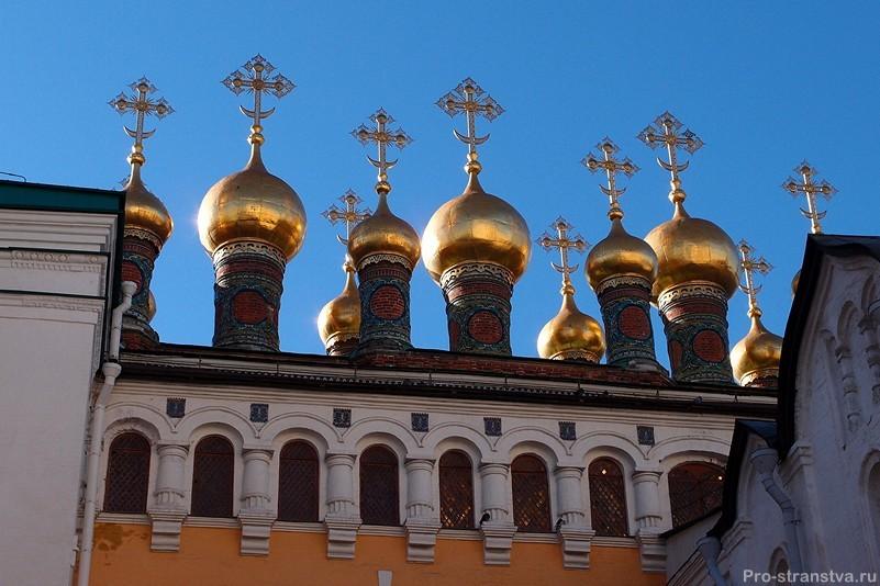 Кремлевские церкви