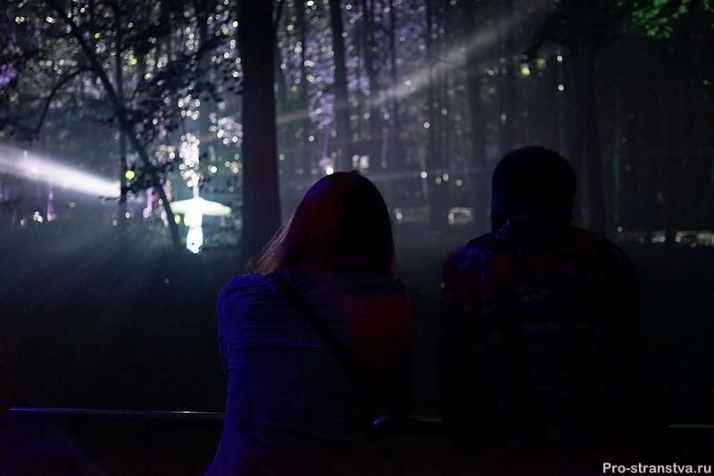 Зрители в Останкино