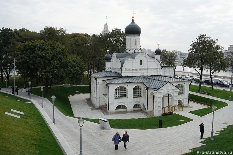Церковь в Углу